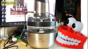 Электро <b>мясорубка Deerma</b> DEM - JR01 1.8L 220 вольт 400 ватт ...