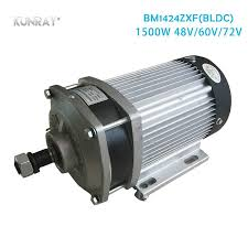 2019 BM1424ZXF <b>1500W DC 48V</b> Brushless Motor For E Tricycle ...