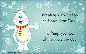 Image result for images for polar bear day