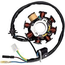 1004-8 New <b>Stator</b> Ignition <b>Generator</b> 8 Poles Coils GY6 <b>Motorcycle</b> ...