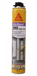 <b>Пена монтажная</b> профессиональная <b>Sika Boom</b>® - 590 High Yield ...