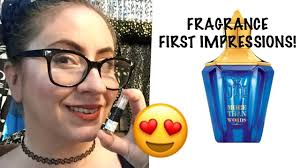 Fragrance First Impressions :: <b>Xerjoff More Than Words</b> | Niche ...