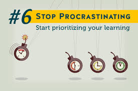learning and career development archives cpa center of excellence learning and career development middot 6 stop procrastinating