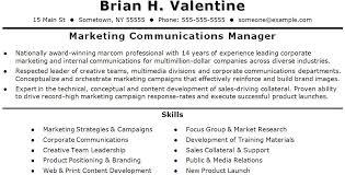 marketing resumes templates  business development manager cv      resume templates