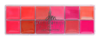<b>Палетка кремовых помад</b> для губ Luxe Cream Lip Palette 12*4г ...