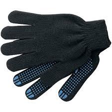 <b>Перчатки</b> х.б. с <b>ПВХ</b> покрытием <b>черные</b> — купить в Петровиче в ...