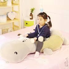 2019 Giant <b>Cute Hippo</b> Plush Doll Big <b>Cartoon Fat Hippos</b> Toys ...
