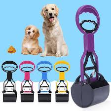 <b>Pet Pooper</b> Scooper <b>Long</b> Handle Jaw <b>Poop</b> Scoop <b>Dog</b> Waste ...