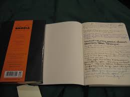 notebook review and contest the rhodia webnotebook rhonda eudaly i can t wait to out what i use the notebook for fiction writing and reviews or my personal journal i love this notebook