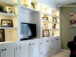1000 images about basement storage ideas on pinterest basements with regard to incredible living room built built living room