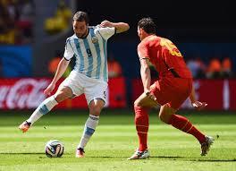 Argentina vs Belgia