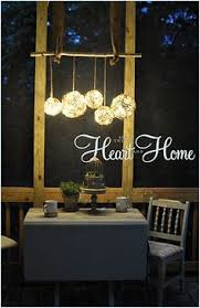hanging lights lights and mirror on pinterest balcony lighting ideas
