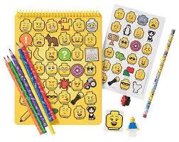 <b>LEGO</b> Канцелярский <b>набор</b> для рисования Iconic (51180 ...