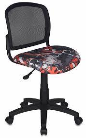 Офисное <b>кресло Бюрократ</b> CH-296NX/GRAFFITY купить со ...