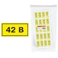 <b>Знак электробезопасности TDM</b> Electric SQ0817-0007 42В, 15х50 ...