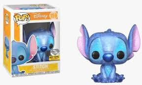<b>Stitch</b> (<b>Diamond</b> Collection) Pop Vinyl Pop <b>Disney</b> | Pop Price Guide