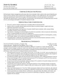 cover letter sample cover letter corporate recruiter resume sample hr recruiter cover letter