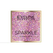 Палитра <b>теней для век</b> Eveline <b>Sparkle</b> | Отзывы покупателей