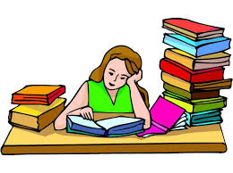 Image result for free clipart student studying