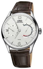 Наручные <b>часы ORIS 111</b>-<b>7700</b>-<b>40</b>-<b>31LS</b> — купить по выгодной ...
