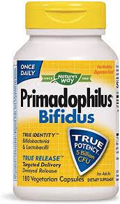 Nature's Way Primadophilus Bifidus, 180 Vcaps ... - Amazon.com