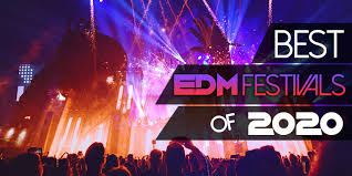 Biggest & Best <b>EDM Festivals</b> Worldwide [2020]