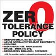 Images & Illustrations of zero-tolerance policy