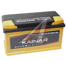 6СТ100 Аккумулятор <b>KAINAR</b> 100А/ч обратная полярность ...