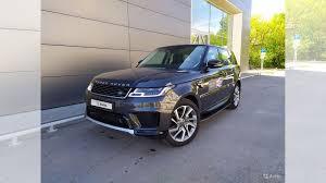 Land Rover Range Rover Sport, 2019 купить в Самарской области ...