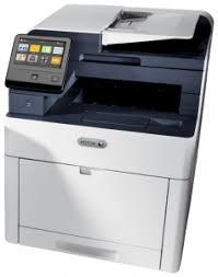 <b>МФУ Xerox WorkCentre 6515N</b> (принтер / сканер / копир / факс ...