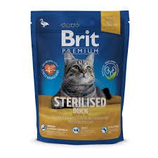 "<b>Сухой корм Brit Premium</b> ""Cat Sterilised"" для кастрированных ..."