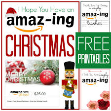 amazon gift card printable cards