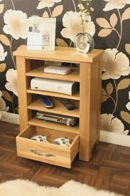 aston solid oak home entertainment cabinet baumhaus aston solid oak