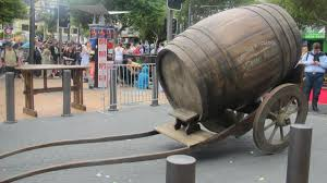hobbit fever in wellington photo essay the national business a barrel of the hobbits finest ale