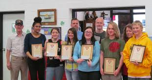 Student Services Newsletter   Smore This years Americanism Essay contest winners are pictured with Branch  President James J  Thomas and Americanism Chairman David Pippin at the  Branch meeting