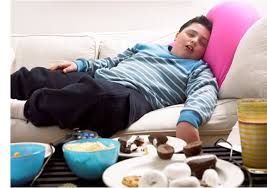 Image result for couch potato kid
