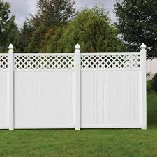 Small Picture pvc privacy fences installation uk house garden fences design