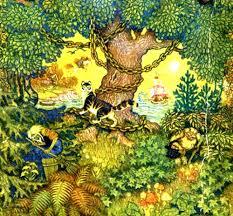 """""""У лукоморья дуб <b>зелёный</b>"""" А.С.Пушкин » Сайт для детей и ..."""