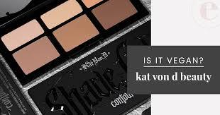 Is <b>Kat Von D Vegan</b>? | Update: <b>Kat Von D Beauty</b> is Officially 100 ...