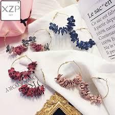 <b>XZP</b> Women Jewelry Earring <b>Romantic</b> Fashion Heartly Eardrop ...