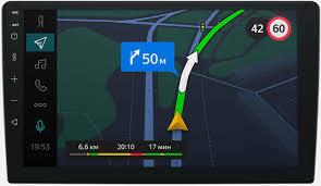 <b>Мультимедийные навигационные</b> центры