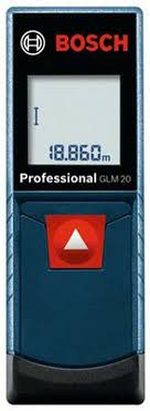 Купить <b>Дальномер Bosch GLM</b> 20, 0601072E00, синий по низкой ...