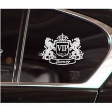 <b>car</b> sticker vip