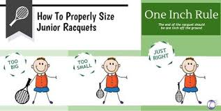 How To Properly Size <b>Junior Tennis Racquets</b> – Merchant of Tennis