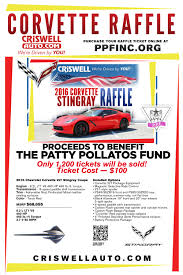 criswell corvette raffle patty pollatos fund patty pollatos fund pdf version