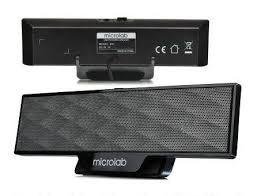 Купить <b>Колонки MICROLAB B51</b>, 2.0, черный в интернет ...