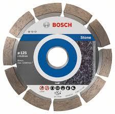 <b>Алмазный диск</b> Standard for Stone (125х22.2 мм; <b>10 шт</b>.) <b>Bosch</b> ...