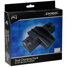 PS4 Зарядная станция для 2-х контроллеров / <b>Вертикальная</b> ...