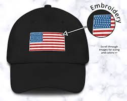 Unique <b>cap</b> with patriotic embroidered design <b>hat</b>. Dad <b>hats</b> arent ...