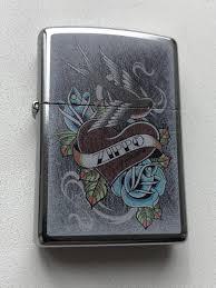 <b>Зажигалка Zippo</b> 29874 <b>Vintage</b> Tattoo <b>Zippo</b> 13711314 в ...